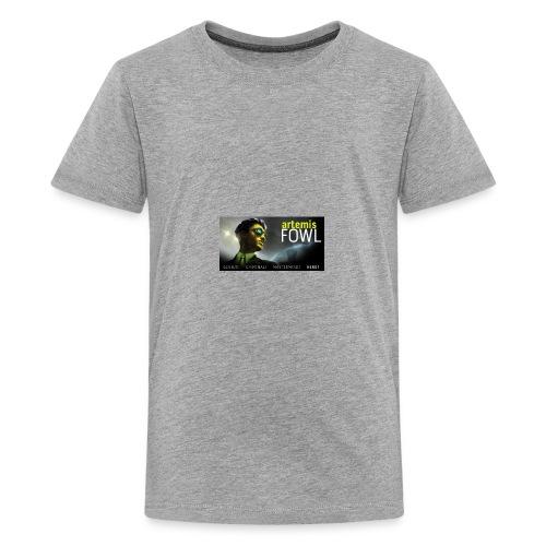 Artemis Fowl Fans - Kids' Premium T-Shirt