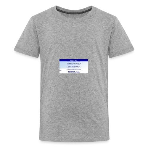 Big Sign Design 1 - Kids' Premium T-Shirt