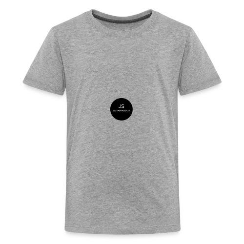 Jake thenonselfish logo - Kids' Premium T-Shirt