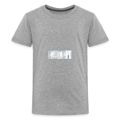 Tyler Anparry tickets for concert - Kids' Premium T-Shirt