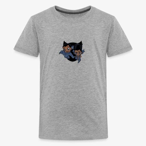 ReckLess Youngster Superhero - Kids' Premium T-Shirt