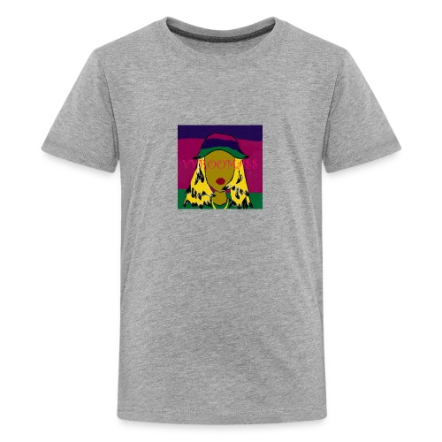 Laid Back Shawty - Kids' Premium T-Shirt