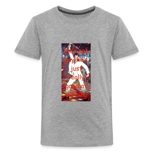 john final - Kids' Premium T-Shirt
