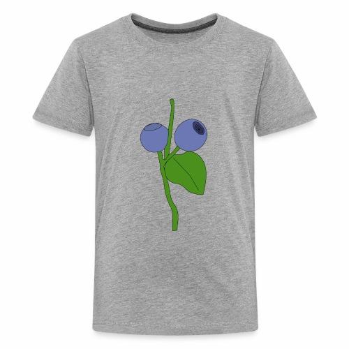 blueberry - Kids' Premium T-Shirt