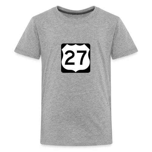 27 Mathew vlogs - Kids' Premium T-Shirt