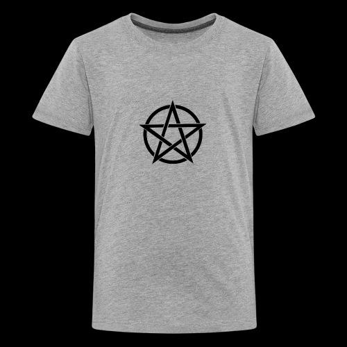Witches Brew Ejuice Pentagram - Kids' Premium T-Shirt