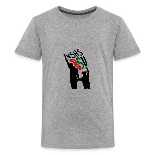 Silhouette Fists - Kids' Premium T-Shirt
