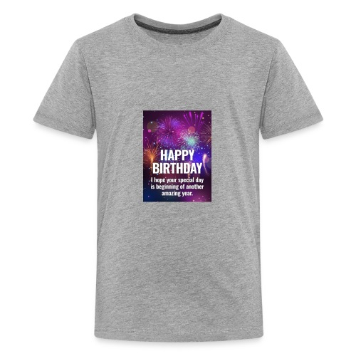 B573EA76 8F46 4F42 9CE7 DE18041A23AD - Kids' Premium T-Shirt