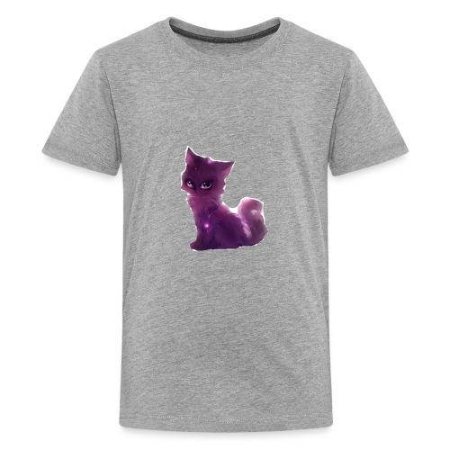 Galaxy cat 2.0 - Kids' Premium T-Shirt
