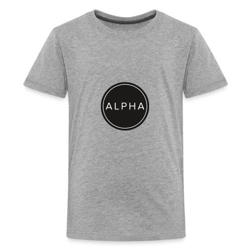 alpha team fitness - Kids' Premium T-Shirt