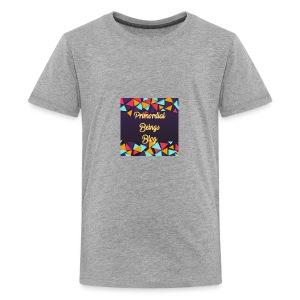 Primordial Beings Blog - Kids' Premium T-Shirt