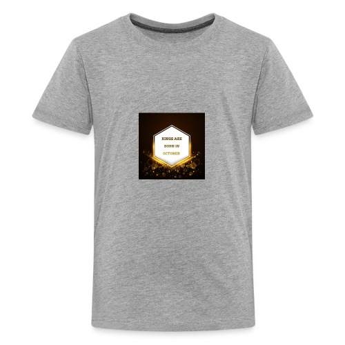 CTD1042018195859 - Kids' Premium T-Shirt