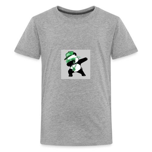 Panda dab - Kids' Premium T-Shirt