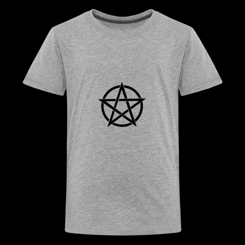 Witches Brew Ejuice Pentagram - Kids' Premium T-Shirt
