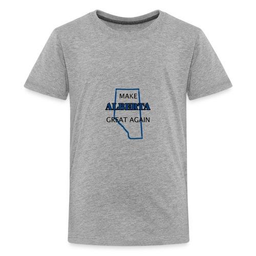Alberta Proud - Kids' Premium T-Shirt