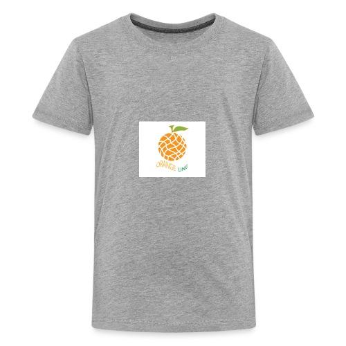 ORANGE - Kids' Premium T-Shirt