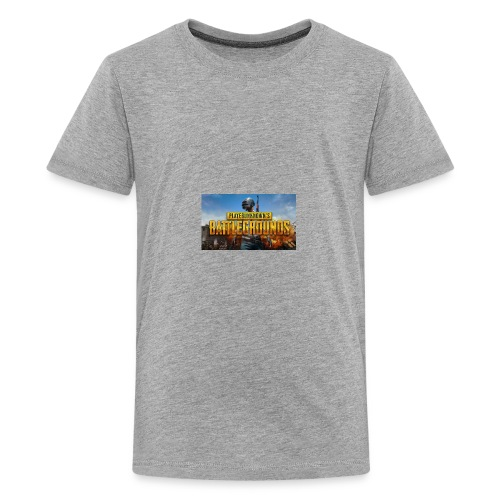 PUBG boy - Kids' Premium T-Shirt