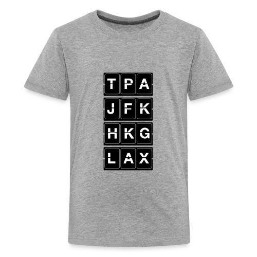 Catching Flights Tee - Kids' Premium T-Shirt