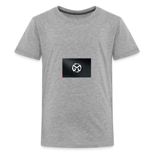 M logo - Kids' Premium T-Shirt