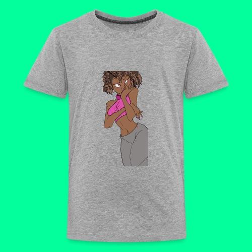 Wakandan Pink - Kids' Premium T-Shirt