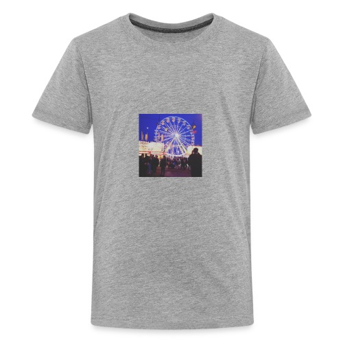 night falls down - Kids' Premium T-Shirt