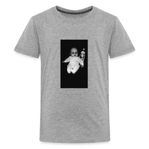 Zombie Baby Doll - Kids' Premium T-Shirt