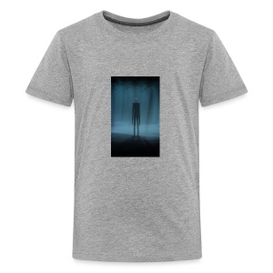 Creepy Forest Person - Kids' Premium T-Shirt