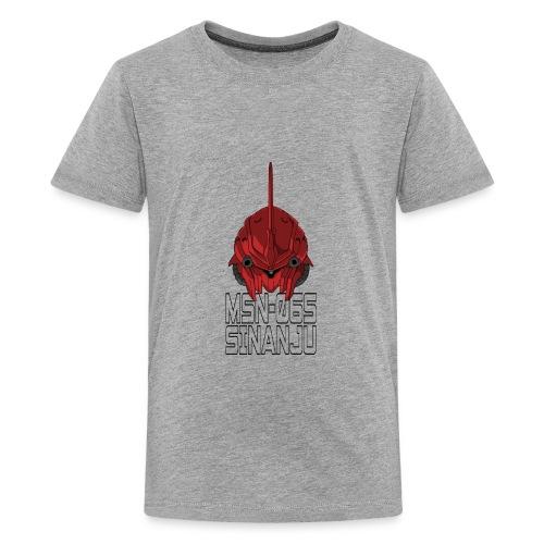 msn 06s sinanju 2 - Kids' Premium T-Shirt