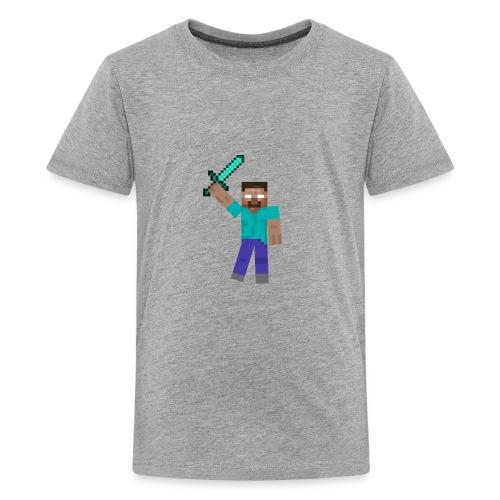 Herobrine Anniversary - Kids' Premium T-Shirt