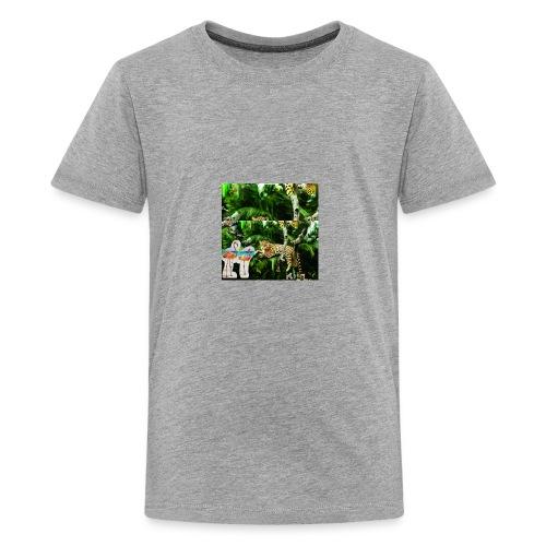 PicsArt 02 22 01 36 04 - Kids' Premium T-Shirt