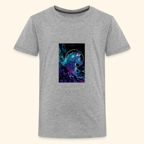 night wolf - Kids' Premium T-Shirt