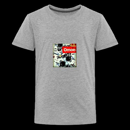 Omoe gets old - Kids' Premium T-Shirt