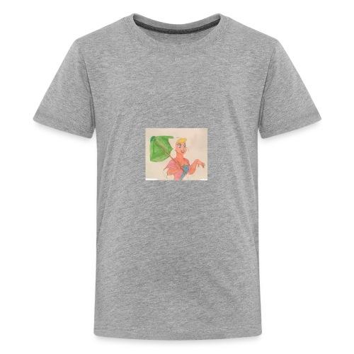 A Princess - Kids' Premium T-Shirt