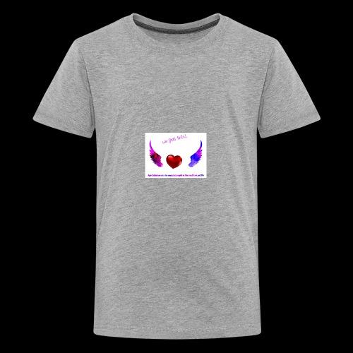 Motivation - Kids' Premium T-Shirt