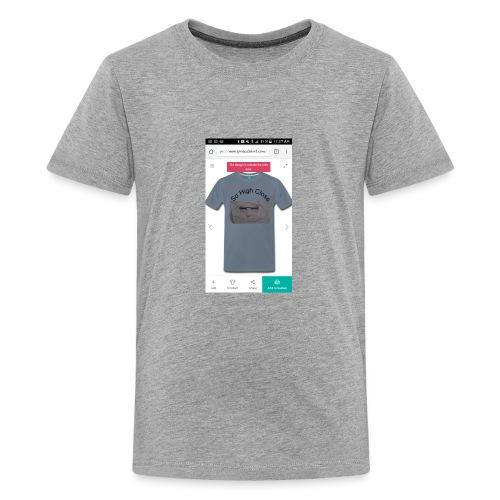 Screenshot 2017 04 26 11 07 11 - Kids' Premium T-Shirt