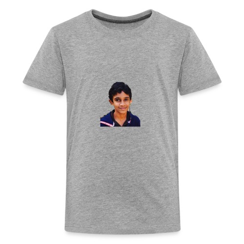 Adobe 20180219 183226 - Kids' Premium T-Shirt