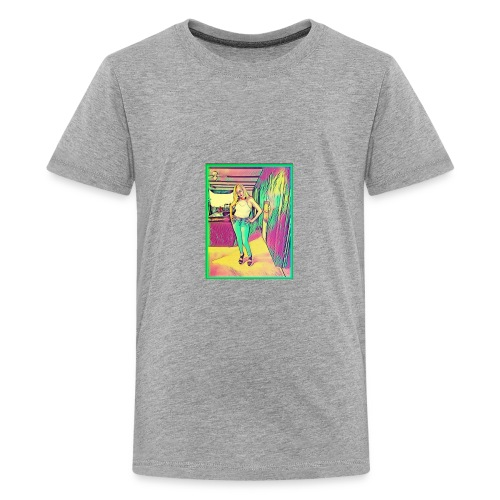 Beauty Queen - Kids' Premium T-Shirt
