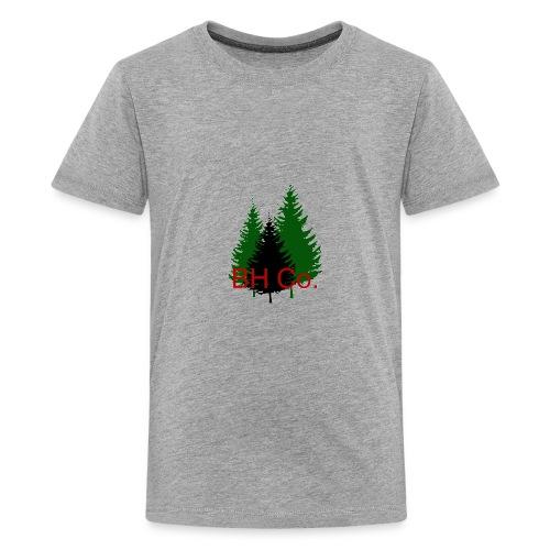 EVERGREEN LOGO - Kids' Premium T-Shirt