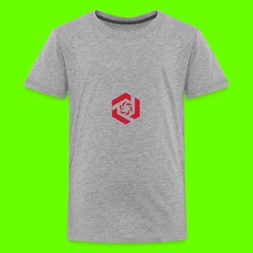 Temporary Logo Design - Kids' Premium T-Shirt