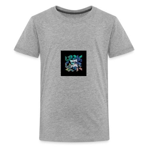 Effect 20180321 180755 - Kids' Premium T-Shirt