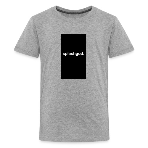 Splashgod. Merch - Kids' Premium T-Shirt