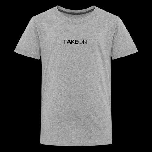 Takeon Logo Simple - Kids' Premium T-Shirt