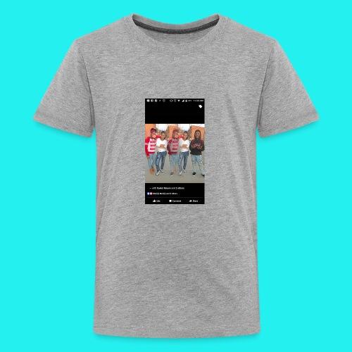 Petty Mona - Kids' Premium T-Shirt