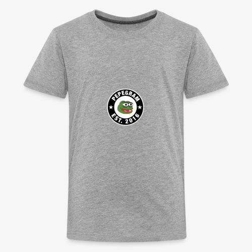 PepeGramApp - Kids' Premium T-Shirt