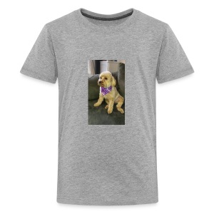 Fresh Cut Abby - Kids' Premium T-Shirt