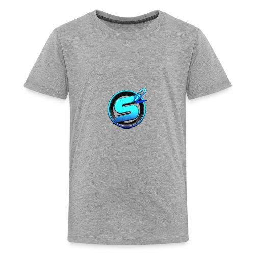 FOXYDOG10 - Kids' Premium T-Shirt