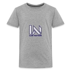 Law Nation - Kids' Premium T-Shirt