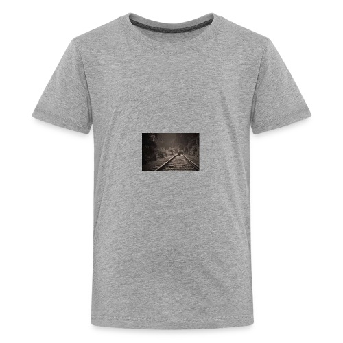 Railroad to freedom - Kids' Premium T-Shirt