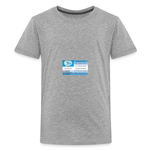 Business sign design 1 - Kids' Premium T-Shirt