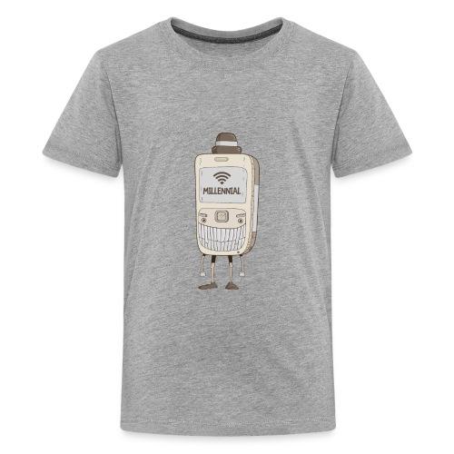 MILLENNIAL - Kids' Premium T-Shirt